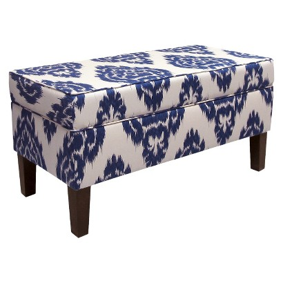 Custom Upholstered Contemporary Bench Target
