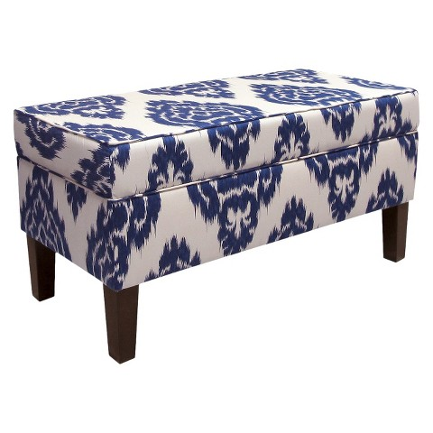 Custom Upholstered Contemporary Bench