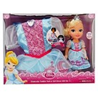 Disney Princess Toddler Doll & Dress Combo Pack Exclusive