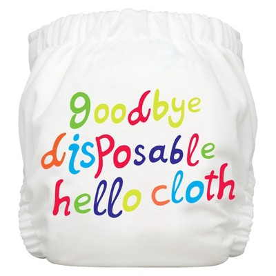 Charlie Banana Reusable Diaper One Size - Hello