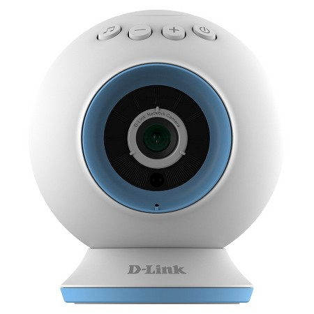 d link wi fi hd baby video monitor camera white dcs 825l target. Black Bedroom Furniture Sets. Home Design Ideas