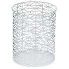 Room Essentials™ Wire Decorative Basket Set of 2 - White Medium