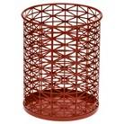 Room Essentials™ Wire Decorative Basket Set of 2 - Orange Medium