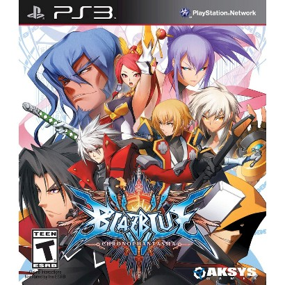 BlazBlue - Chrono Phantasma (PlayStation 3)