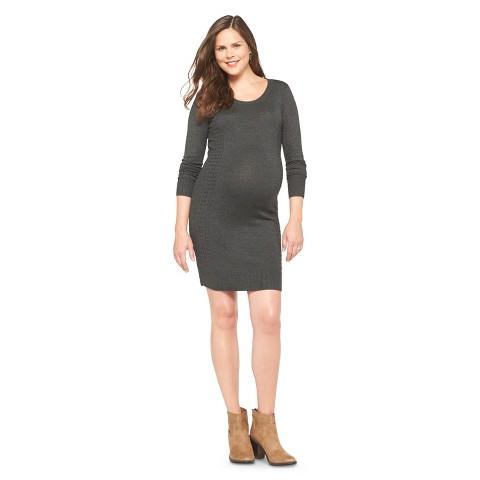 Maternity Pullover Sweater Dress-Liz Lange® for Target®