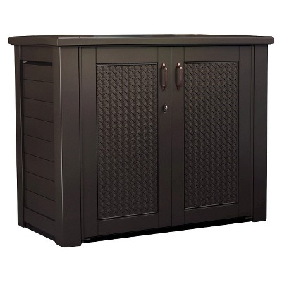 Rubbermaid Patio Chic Cabinet