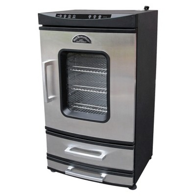 Smoker Landmann 26in Black