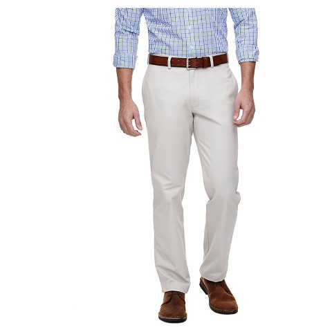 Haggar H26 - Men's Original Straight Fit Chino