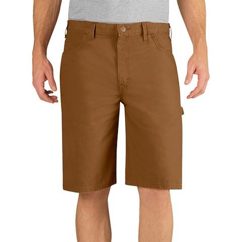 """Dickies®  Men's Relaxed Fit Lightweight Canvas 11"""" Carpenter Short"""