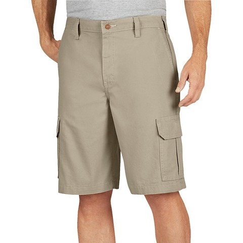 Dickies® Men's Lightweight Relaxed Fit Duck Cargo Shorts