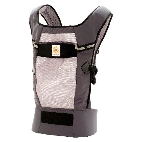 Ergobaby Performance Collection Ventus Baby Carrier - Gray