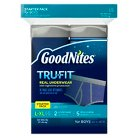 GoodNites* Tru-Fit* Real Underwear with Nighttime Protection for Boys (Select Size)