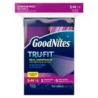 GoodNites* Tru-Fit* Real Underwear with Nighttime Protection for Girls (Select Size)