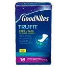 GoodNites* Tru-Fit* Real Underwear Disposable Inserts Refill Pack (Select Size)