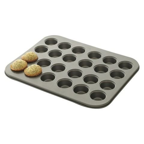 CHEFS 24-ct. Nonstick Muffin Pan