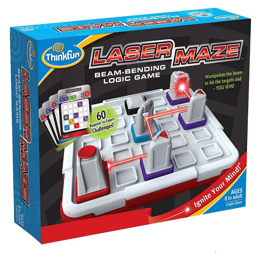 ThinkFun Laser Maze, Board Games