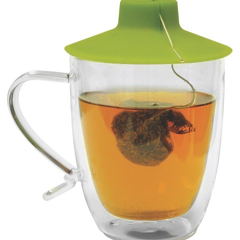 Primula 16oz Double Wall Mug with Tea Bag Buddy