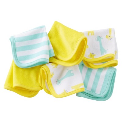 Washcloth Sets Just One You Amber Yellow