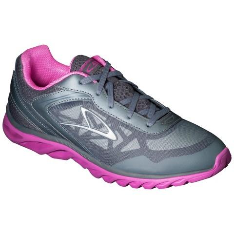Women's C9 Champion®  Velocity Sneaker - Gray/Fuschia