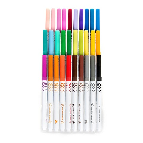 up & up™ Washable Supertip Markers - 30 ct