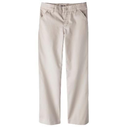Cherokee® Girls' School Uniform Flat Front Pant