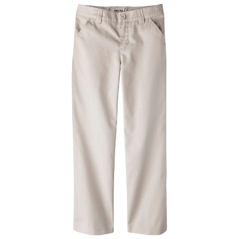 Girls' Flat Front Pant - Cherokee®