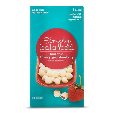 Simply Balanced Yogurt 4.25 oz
