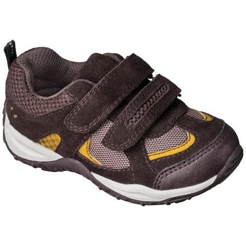 Toddler Boy's Circo® Harry Sneakers - Brown