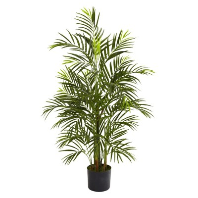 Nearly Natural 2.5' Areca Palm UV Resistant (Indoor/Outdoor)