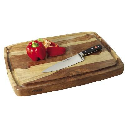 """CHEFS 20"""" x 15"""" Cutting Board-Sheesham Wood"""