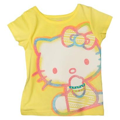 Hello Kitty™ Infant Toddler Girls' Short Sleeve Tee