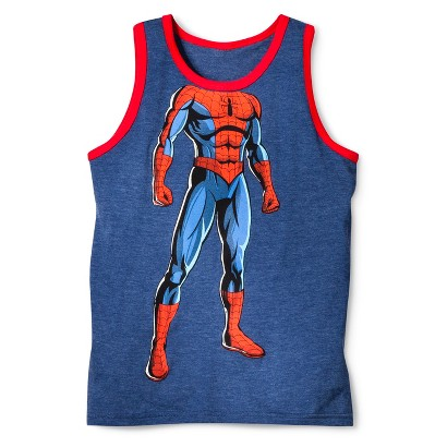Spiderman Boys' Graphic Tank