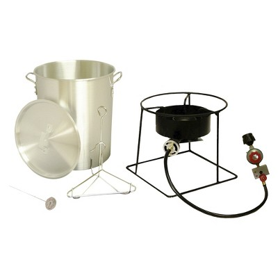 King Kooker® 29qt. Outdoor Turkey Fryer Package