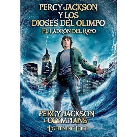 Percy Jackson The Olympians The Lightning Thi Target