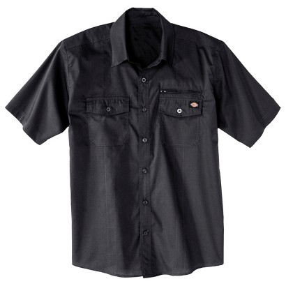 Dickies® Men's Short Sleeve Button Down