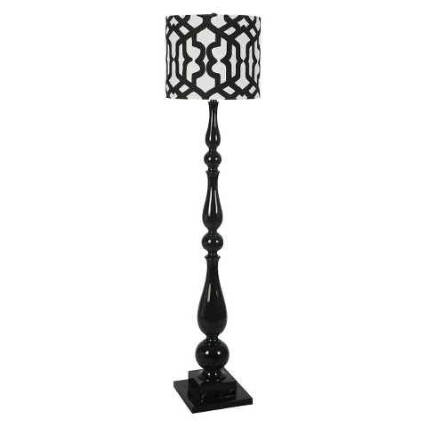 Adesso expo floor lamp silver target myideasbedroomcom for Adesso hayworth floor lamp silver