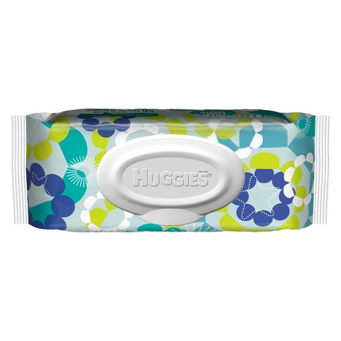 Huggies® One & Done® Refreshing Baby Wipes Flip Top (Pack of 8 - 448 Total Wipes)