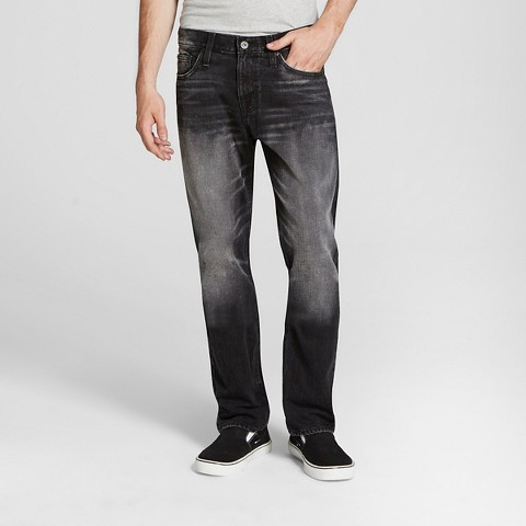 Men's Slim Straight Jeans - Mossimo Supply Co