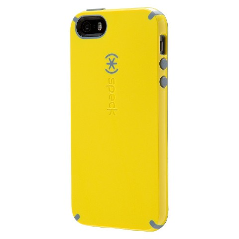 Speck Candyshell Cell Phone Case for iPhone 5/5s - Yellow (SPK-A2682)