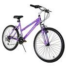 Girl's Magna Great Divide Bike - Purple (24