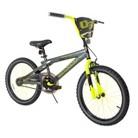 "Boy's Magna Rip Claw Bike - Grey/Yellow (20"")"