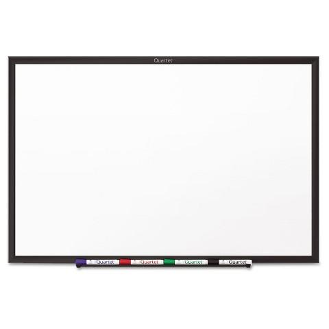 Quartet® Standard Melamine Whiteboard - 4'x6'