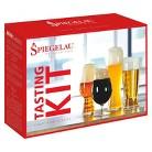 Spiegelau Craft Beer Glasses Tasting Kit Set of 4