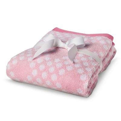 Circo® Newborn Girls' Single Towel - Pink