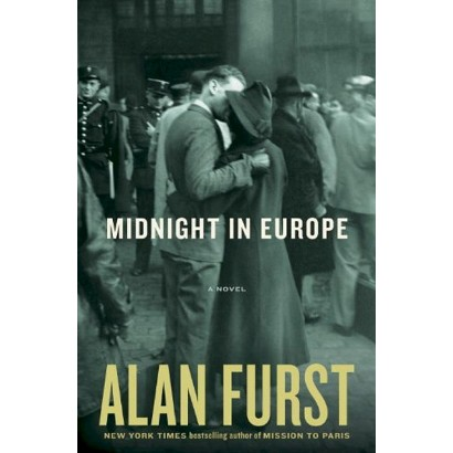 Midnight in Europe (Hardcover)