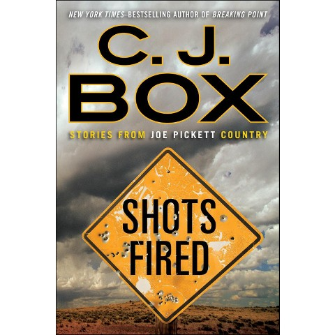 Shots Fired (Hardcover)