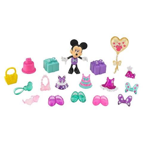 Fisher Price® Disney® Minnie Mouse Birthday Surprise Fashion Dress Up Set