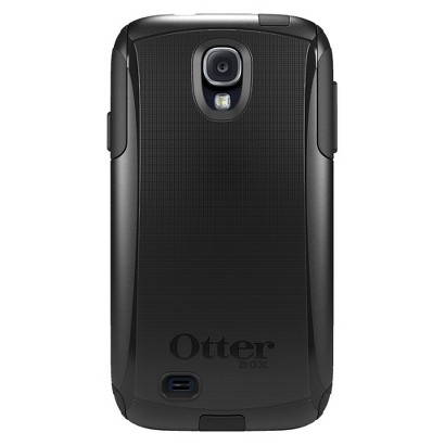 Otterbox Commuter Cell Phone Case for iPhone 5/5S - Black (42100TGR)