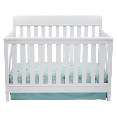 Delta Children Haven 4-in-1 Crib - White