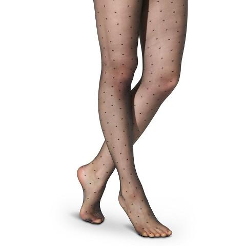Women's Tall Control Top Sheer Tights - Merona®
